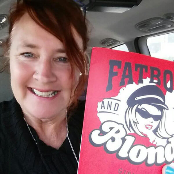 fat bob and the blonde book